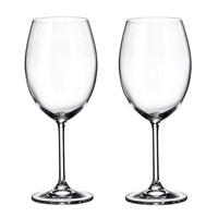 Набор бокалов для вина Crystalite Bohemia Colibri/Gastro 580 мл (2 шт)