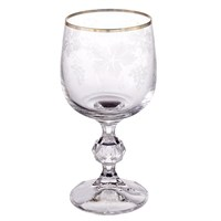Набор бакалов для вина Crystalex Bohemia V-D 190 мл (6 шт)