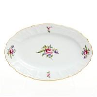 Блюдо овальное Bernadotte Полевой цветок 26 см