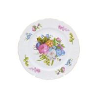 Набор тарелок Bernadotte Весенние цветы 21 см(6 шт)