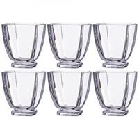 Набор стаканов для виски Crystalite Bohemia Arezzo 320 мл (6 шт)
