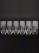 Набор стаканов для воды Crystalex Bohemia Арлекино 350 мл(6 шт)