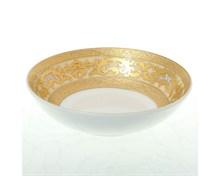 Розетка Falkenporzellan Alena 3D Creme Gold 10 см(1 шт)