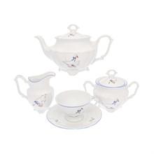 Чайный набор Гусики Repast классическая чашка (15 предметов на 6 персон)