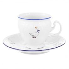 Чашка от кофейных пар170 мл Bernadotte Гуси