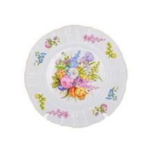 Блюдо круглое Bernadotte Весенние цветы 30см
