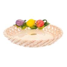 Блюдо круглое Orgia Фрукты 32 см