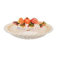 Блюдо круглое Orgia Осень 41 см