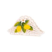 Салфетница Orgia Лимоны 22 см