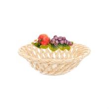 Блюдо круглое Orgia Фрукты 27 см