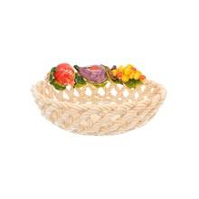Блюдо круглое Orgia Фрукты 26 см