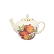 Чайник с крышкой NUOVA CER  Гранат 1л