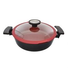 Жаровня со стеклянной крышкой Neoflam De Chef 2,7 л, 24 см