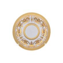 Набор блюдец 15 см  предметов Imperial White Gold (6 шт)