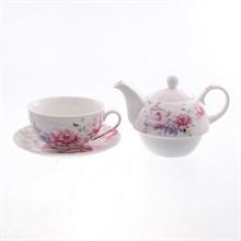 Набор Royal Classics 3 предмета (чайник + кружка + блюдце)