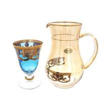 Набор для воды Art Decor Veneziano Color Sofia 7 предметов
