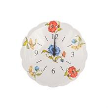 Часы настенные NUOVA CER 29,5см Маки