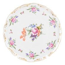 Тарелка для торта Queen's Crown Полевой цветок 28 см