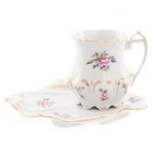 Чайная пара Queen's Crown Полевой цветок