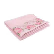 Полотенце Arya Home Desima розовый 50*90