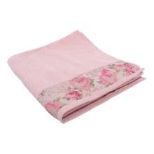 Полотенце Arya Home Desima розовый 70*140