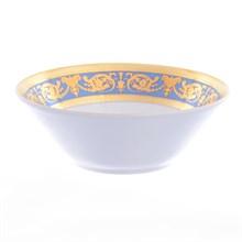 Набор салатников Falkenporzellan Imperial Blue Gold 14см(6 шт)