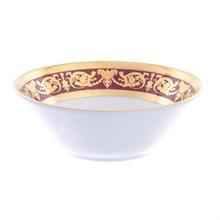 Набор салатников Falkenporzellan Imperial Bordeaux Gold 14см(6 шт)