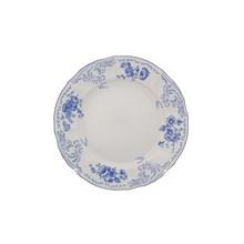 Набор тарелок Bernadotte Синие розы 19 см(6 шт)