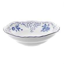 Набор салатников 16 см Bernadotte Синие розы (6 шт)
