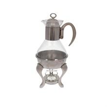 Чайник с подогревом на металической подставке 1,6 л