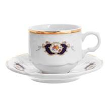 Набор кофейных пар отель Bernadotte Синий глаз(6 пар)