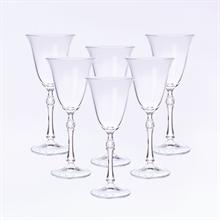 Набор фужеров для вина Crystalite Bohemia Parus/Proxima 185 мл (6 шт)