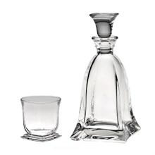 Набор для виски, 1 штоф 750 мл + 6 стаканов (320 мл) PRINCE