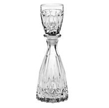 "Графин с рюмкой 140мл Bohemia Crystal ""One man bottlex"""