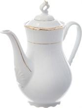 """Кофейник 1200 мл; """"Constance"""", декор """"Отводка золото"""""""