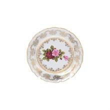 Набор тарелок Queen's Crown Aristokrat Роза 19 см (6 шт)